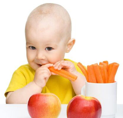 宝宝护眼吃什么好?多吃4类食物有助眼睛健康