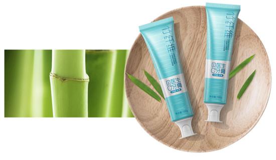孕期妈妈人手一支必备牙膏:竹纤维、零添加更安全!