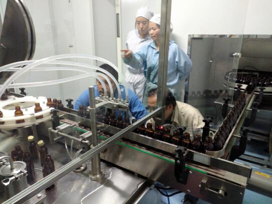 刘宏伟开发了参芪沙棘合剂 健康新长城蓄势待发