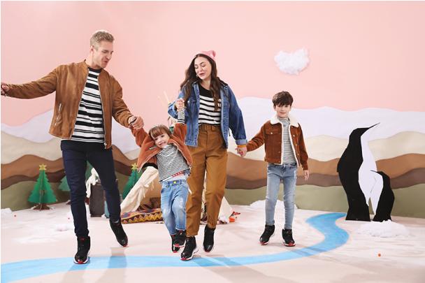 陪伴不如玩伴,国际家庭日携学步鞋回归亲子时光