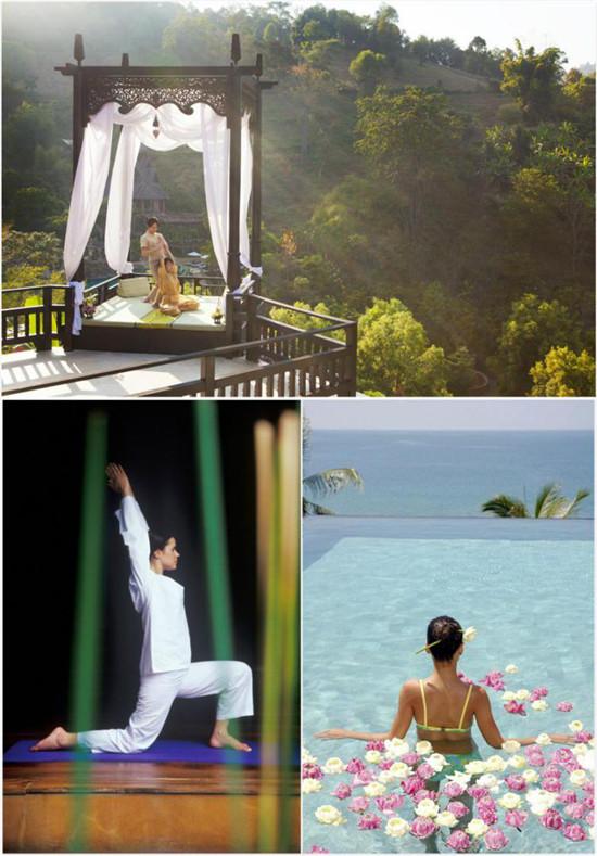 泰国旅行新方式,让你越玩越健康