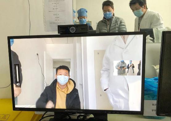 Avaya向新型冠状病毒定点医院捐赠隔离病房远程会诊视频系统