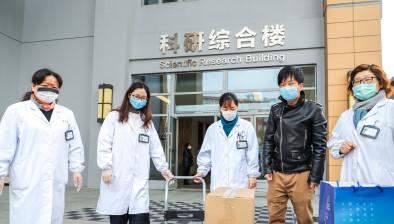 白色情人节献礼白衣天使,自然之宝为上海医护人员保驾护航