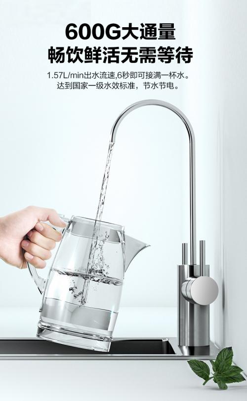 惠而浦618惊喜上新!0陈水净水机直击行业痛点 还原好水纯净本质