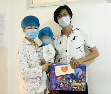 姐姐的脐带血 11年后挽救白血病弟弟的生命